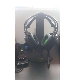 Razer Tiamat 7.1 Elite Gaming Headset (Replaced earpads and headband)