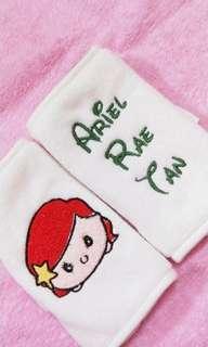 Arial Ariel Mermaid Baby Teeth Pad Ergo Baby I Angel Tula