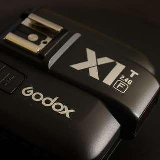 Godox X1 Trigger for Fuji