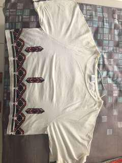 Crop Top Zara Trafaluc