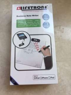 Lifetrons Business Note Writer
