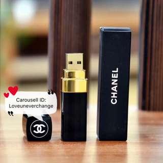 Chanel lipstick memory stick USB VIP gift
