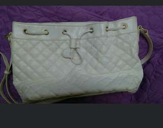 Voir white bag