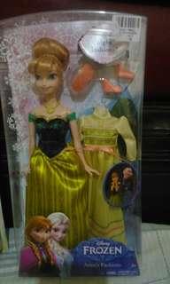 Disney Frozen, Anna