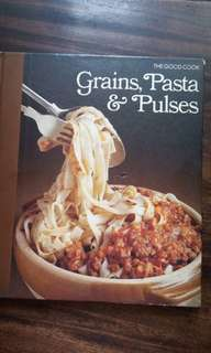 ♦GRAINS, PASTA & PULSES - The Good Cook♦