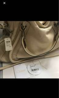 Sales - $4500 Chloe Paraty Bag