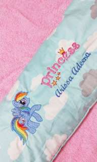 Baby Unicorn Infant Newborn Gift Pillow