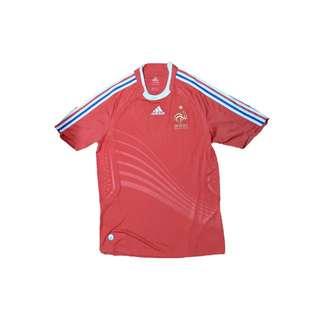 Adidas France FFF Soccer Jersey