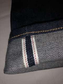 Uniqlo Selvedge Jeans