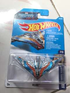 Guardians of the Galaxy Hot Wheels