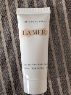 lamer reparative body lotion 15ml