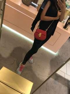 ✨限時專櫃30%off✨ Chloe mini drew bag
