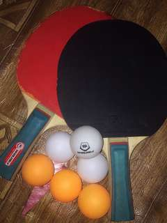 winmax table tennis racket (ping pong)