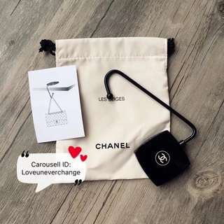 Chanel Bag Holder Authentic VIP items