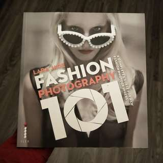 Fashion Photography 101: A Complete Course for New Fashion Photogrpahers