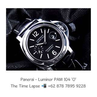 Panerai - Luminor PAM 104 'O'