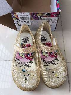 Pony gold shoe size :26