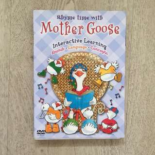Mother Goose Original DVD