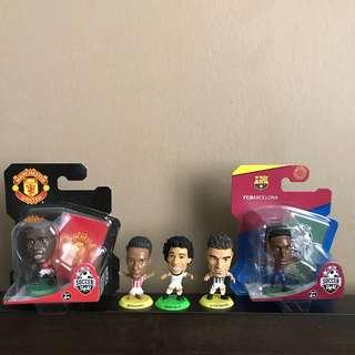 *$12 For Bundle* Soccerstarz For Sale