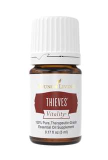 [FREE MAIL]  BN Young Living Thieves Vitality Essential Oil 5ml