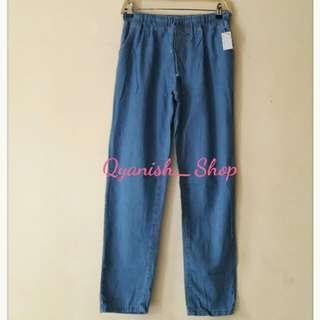 Celana Baggy Jeans