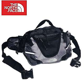 THE NORTH FACE WAIST POUCH | BELT | 3 - WAYS | SLING BAG | CROSS BODY Color : TNF GREY / TNF BLACK