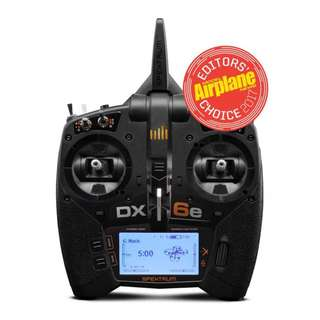 🚚 Great Singapore Sale!! Spektrum Dx 6e Tx only on SALE Now!