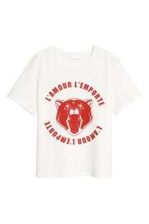 H&M Bear Shirt