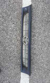 Toyota Corolla Front Grill [Original]