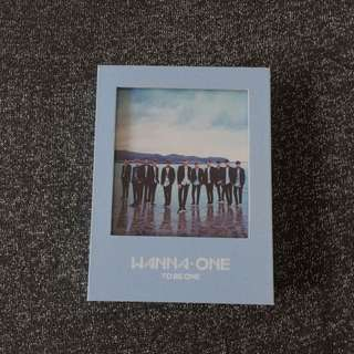 WANNA ONE — TO BE ONE Album ( Sky Version )