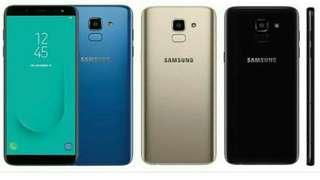Samsung Galaxy J6 2018 Bisa Kredit
