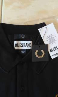 Fred Perry Polo X Miles Kane