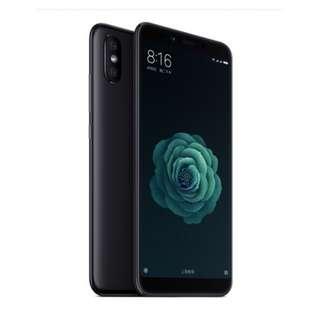 Kredit Xiaomi Redmi Mi 6X Smartphone 4/64GB Black