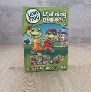 Leap Frog Learning Disc