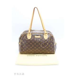 貨主降價!! 👏🏻👏 LV M95566 Montorgueil GM Monogram Canvas (大號) 肩背袋 手袋