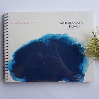 🚚 Watercolour Paper