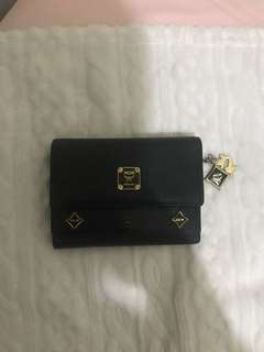 MCM Square Wallet