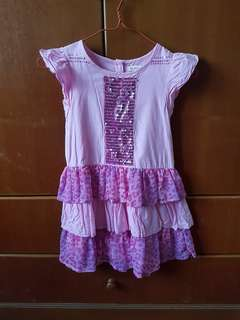 Girl Dress Sleeveless 5 yo