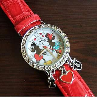 Disney 米奇米尼 Micky and Minnie Wrist Watch