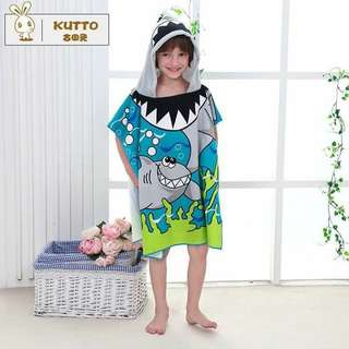 childres cartoon cLoak toweL