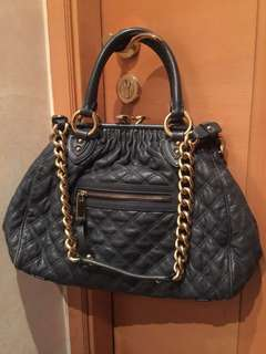 (Mark down ) Authentic Marc Jacobs Stam Leather Bag