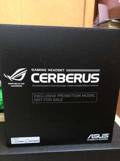 ASUS Cerberus Gaming headset 電競耳機