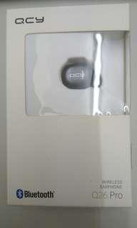 (全新有保)QCY Q26 Pro mini bluetooth earphone 藍牙耳機