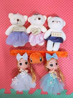 Variety toys