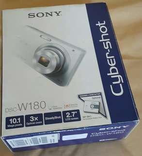Jual camera Sonny DSC-W180
