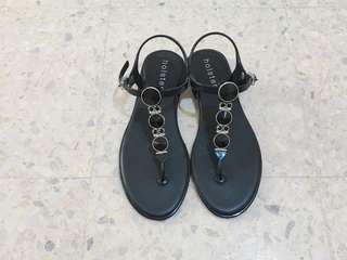 Holster Sandals Black