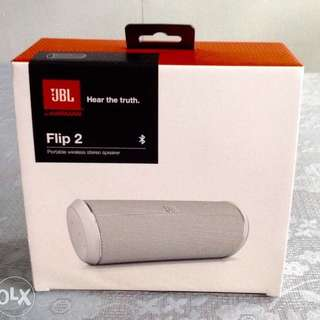 JBL Flip 2 - collection is on July 12 to 15..since i am moving out