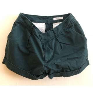 🚚 LOWRY'S FARM軍綠短褲・二手・保存良好