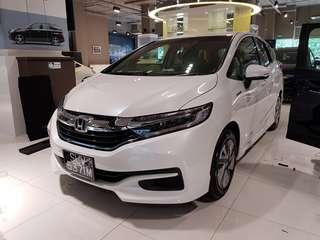 Honda SHUTTLE BRAND NEW 1.5L