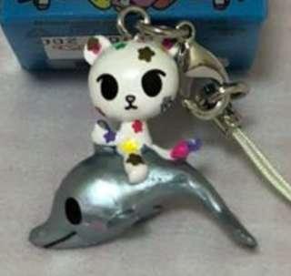 Tokidoki Sea Punk Frenzies Palette & Nautica Charm Accessory